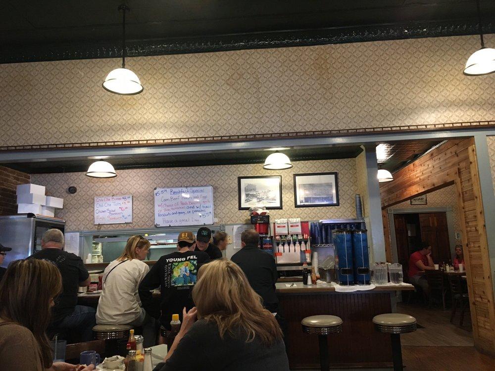 Ballard St Cafe Wylie