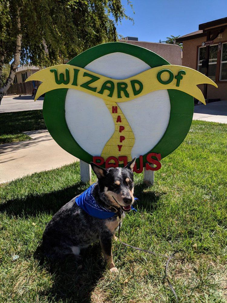 Wizard of Happy Paws: 330 W F St, Tehachapi, CA