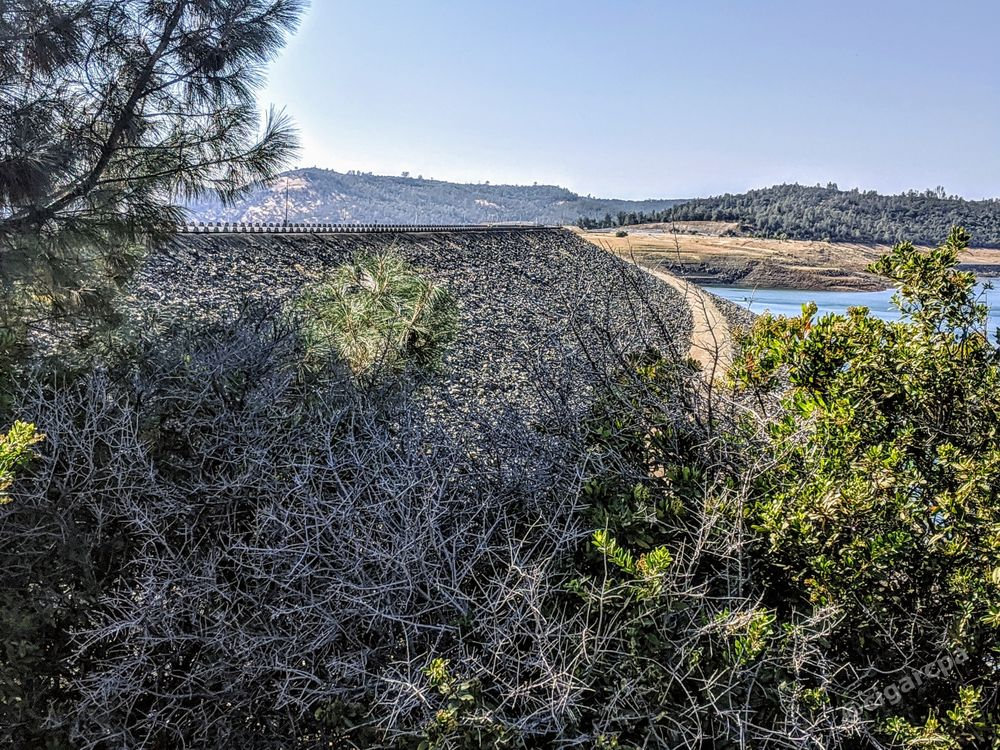 Oroville Dam: Oroville Dam Rd, Oroville, CA