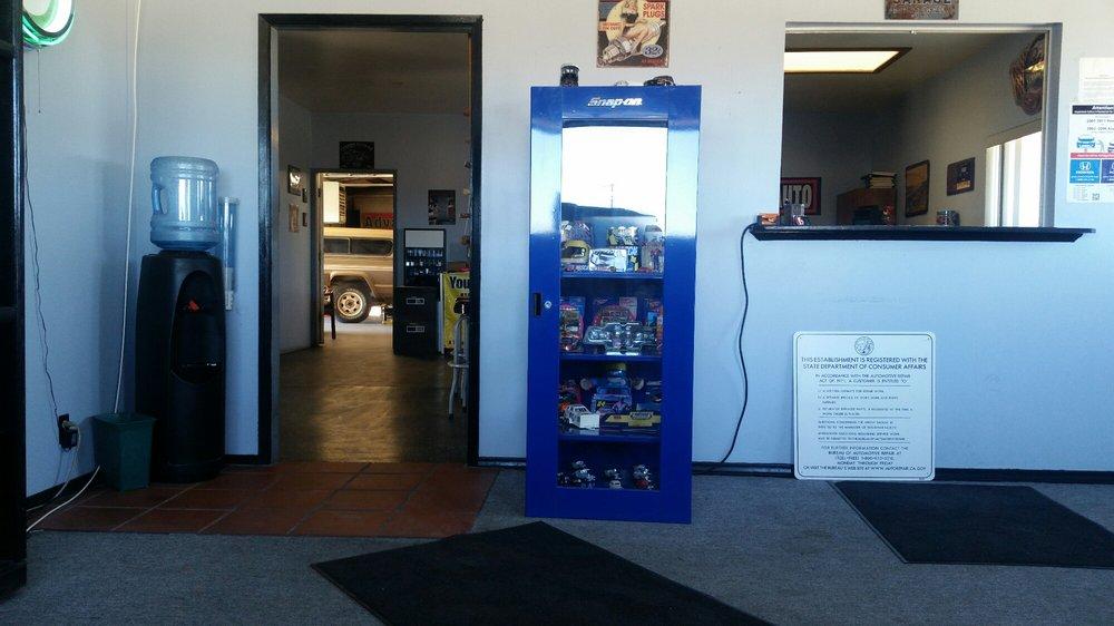 Advanced Transmission & Specialized Auto: 4127 W Inyokern Rd, Ridgecrest, CA