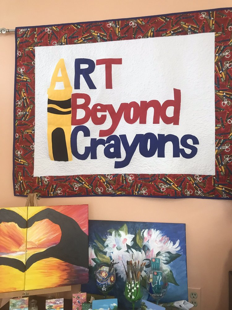Art Beyond Crayons: 79 S Marion St, Morgantown, IN