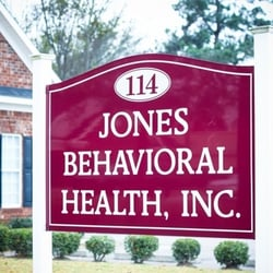 Jones Behavioral Health Counseling Mental Health 114 Pleasant
