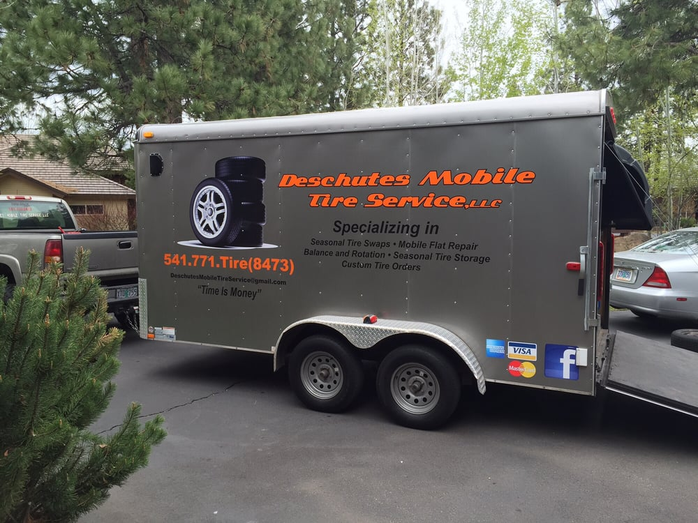 Mobile Tire Service >> Deschutes Mobile Tire Service Tires Bend Or Phone Number Yelp