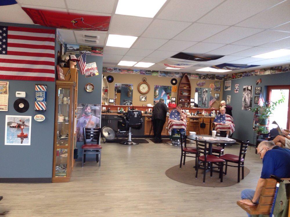 Four Seasons Barbershop: 9035 Vetrans Memorial Pkwy, O'Fallon, MO