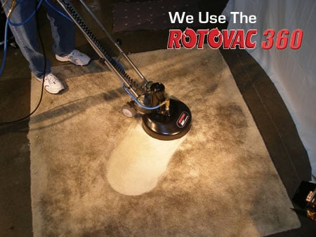 Spring Clean Carpets: Saratoga Springs, UT