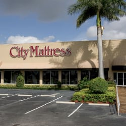 City Mattress Furniture Stores 2255 Palm Beach Lakes Blvd West