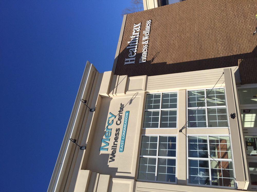 Healthtrax Fitness & Wellness - East Longmeadow: 45 Crane Ave, East Longmeadow, MA