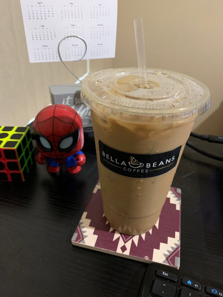 Bella Beans Coffee: 3701 Colbath Ave, McAllen, TX