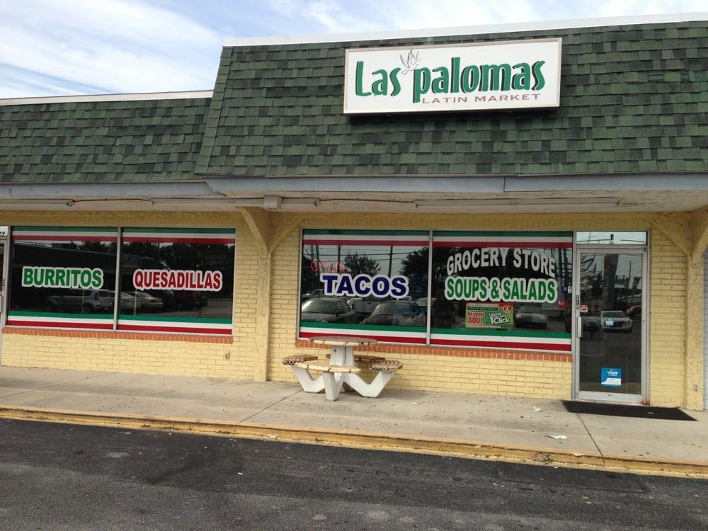 Las Palomas Latin Market: 1300 E Bay Dr, Largo, FL
