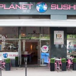 Planet sushi 20 photos 48 avis japonais 2 - Restaurant japonais tapis roulant paris ...