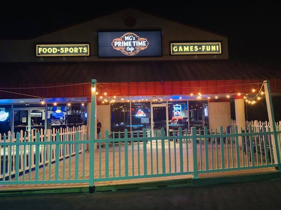 MG's Prime Time Cafe: 7017 Global Dr, Louisville, KY