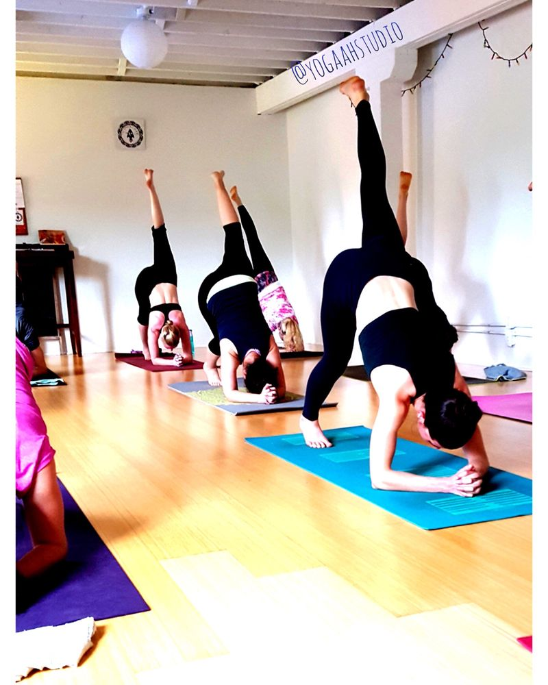 Yoga Ah: 4046 Hamilton Ave, Cincinnati, OH