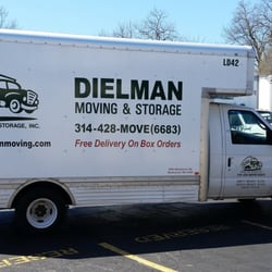 Dielman Moving And Storage 13 Reviews Movers 8822 St