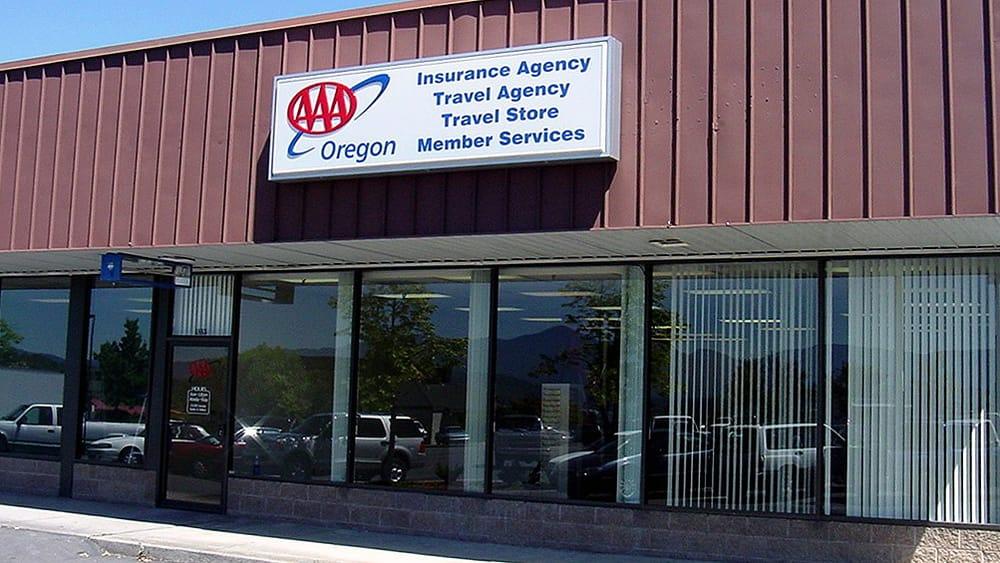 AAA Grants Pass Service Center: 1563 NE F St, Grants Pass, OR