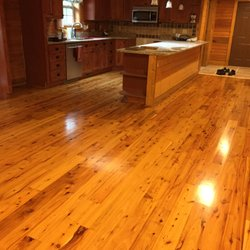 Quality Floor Service Photos Flooring Asheville Hwy - Australian cypress hardwood flooring reviews