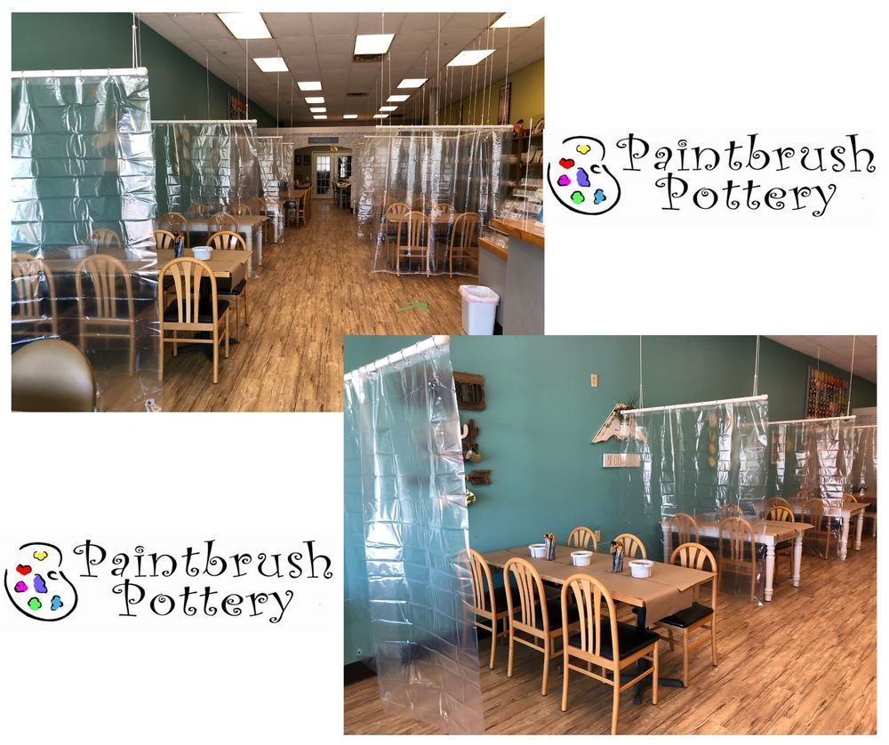 Paintbrush Pottery: 255 W Central Ave, Springboro, OH