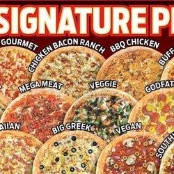Georgio S Oven Fresh Pizza