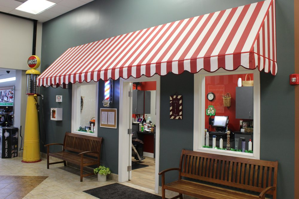 White's Barber Shop: 2440 Raphine Rd, Raphine, VA