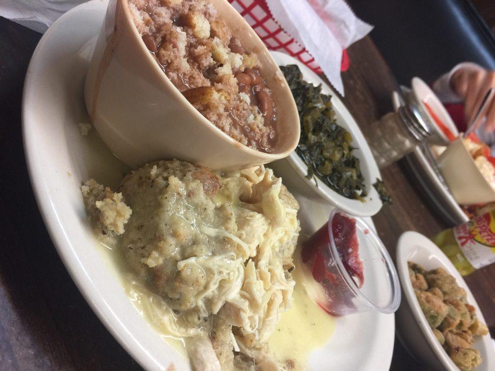 Greg's Restaurant: 12560 N Hwy 27, Chickamauga, GA