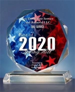 Jon Davis Tree Service: 18200 Evening Star Ave, Brooksville, FL