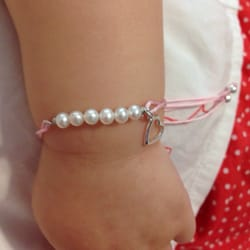 Photo of Mother Goose - Miami, FL, United States. My little ones first bracelet!