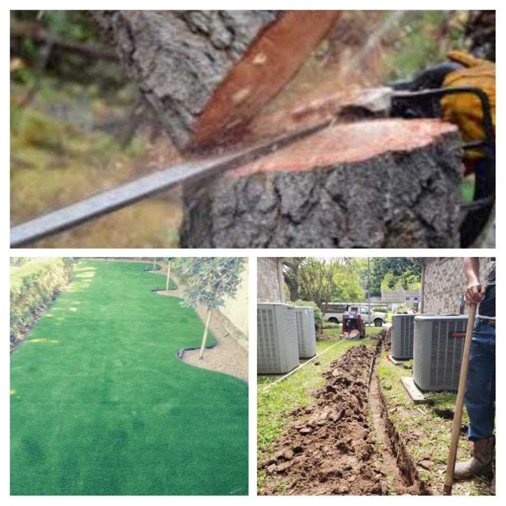 Humble Landscaping Services: 20543 Marker Ridge Dr, Humble, TX