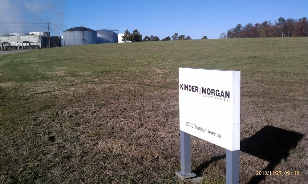 Kinder Morgan Southeast Terminals: 2000 Trenton Ave, Richmond, VA