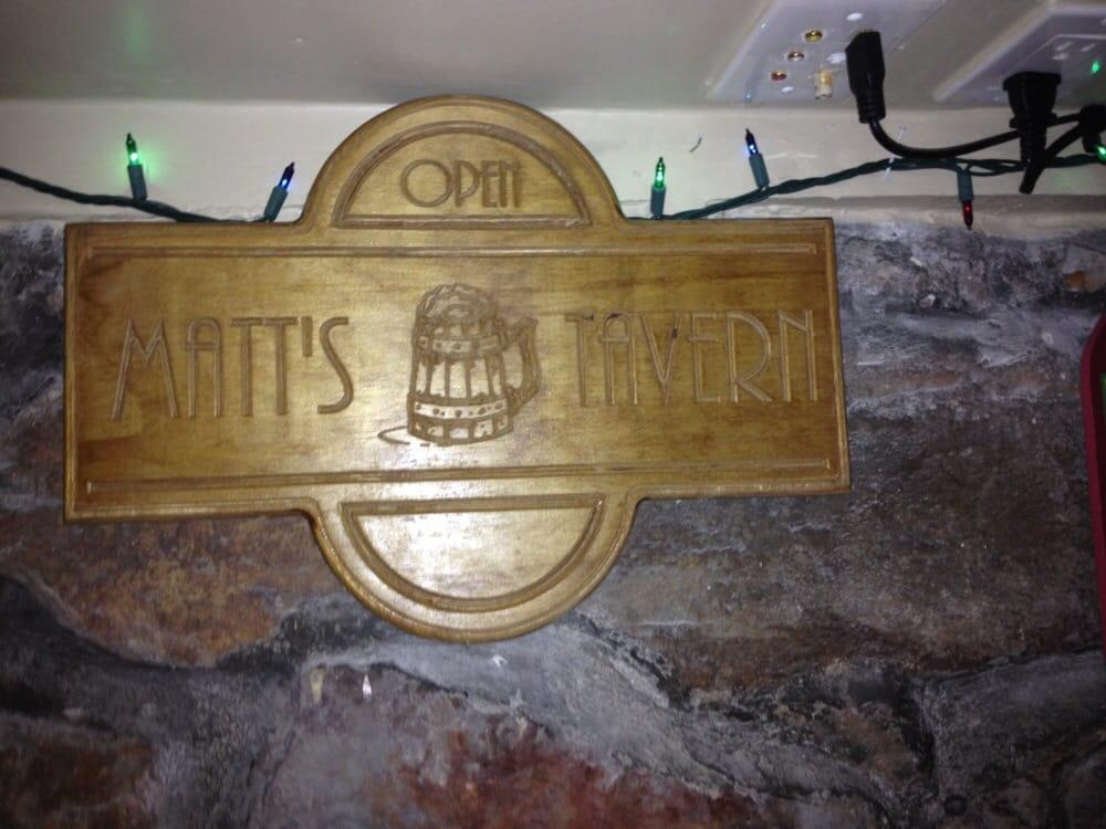 Matt's Tavern: 2757 Sheridan Rd, York, PA