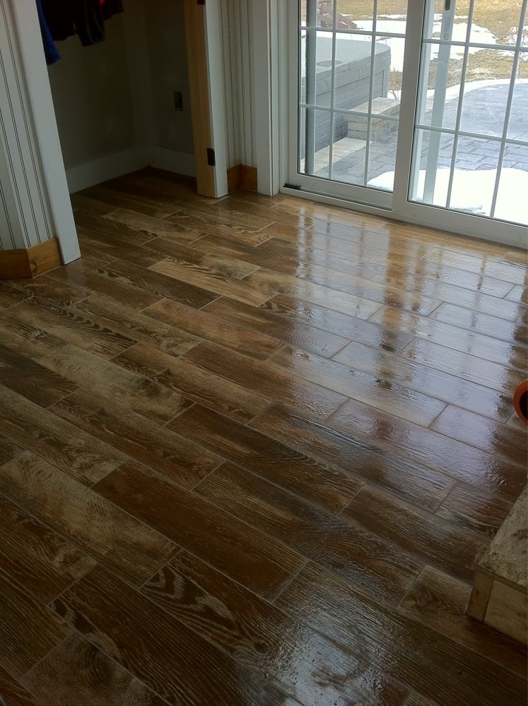 photo of moodys masonry lebanon me united states tile floor looks like