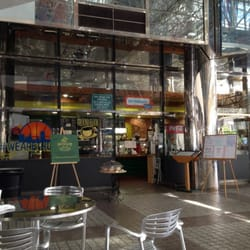 Attractive Photo Of The Ground Floor Cafe   Oklahoma City, OK, United States. Exterior