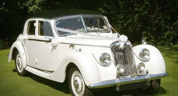 York Classic Cars Wedding Car Hire Car Hire Boroughbridge