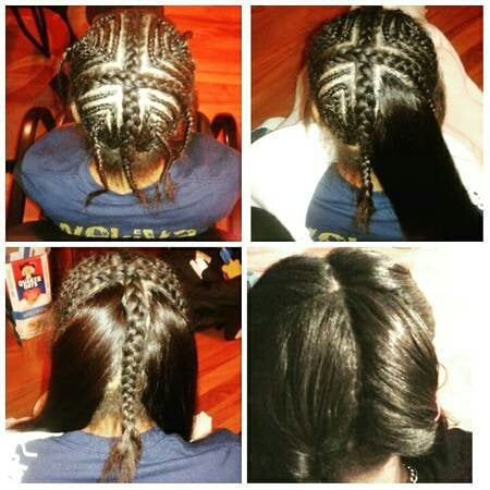 Brilliant Vixen Sew In Yelp Hairstyle Inspiration Daily Dogsangcom
