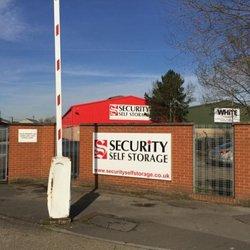 Bon Photo Of Security Self Storage   Waltham Cross, Hertfordshire, United  Kingdom