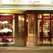 aujourd'hui une fleur - fleuriste - 28 rue de la delivrande