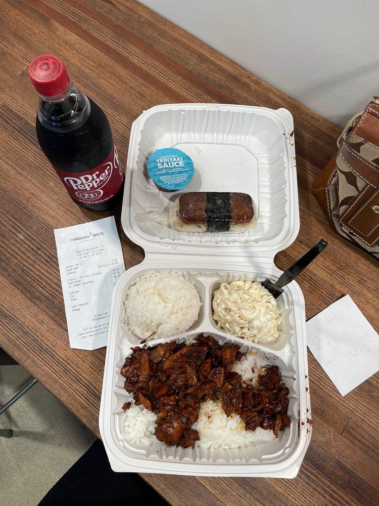 Hawaiian Bros Island Grill: 4732 Bryant Irvin Rd, Fort Worth, TX