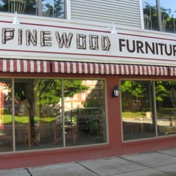 Photo Of Pinewood Furniture Shops   Manchester, CT, United States. Our  Building Was
