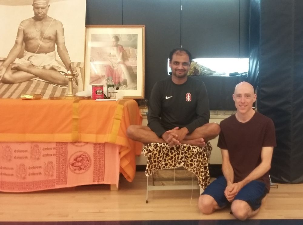 Ashtanga Yoga Queens: 107-40 Queens Blvd, Forest Hills, NY