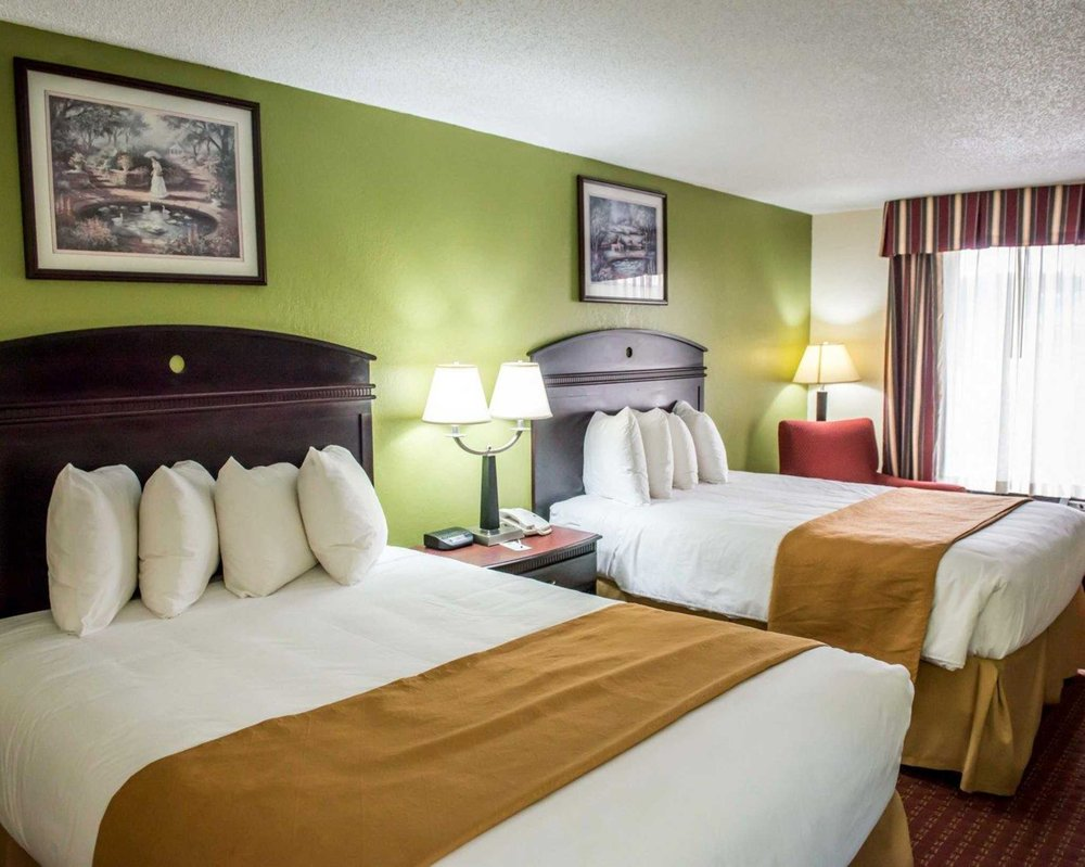 Quality Inn Chipley I-10 at Exit 120: 1130 Motel Drive, Chipley, FL