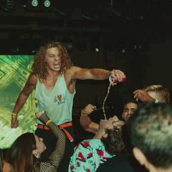 Blake is all about performing blake anderson