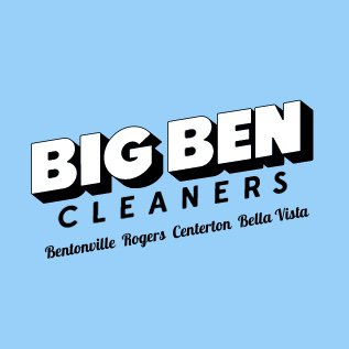 Big Ben Cleaners - Sugar Creek Laundry: 909 NW 11th St, Bentonville, AR