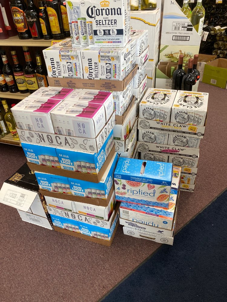 Shoreline Wine Merchants: 1015 Boston Post Rd, Guilford, CT