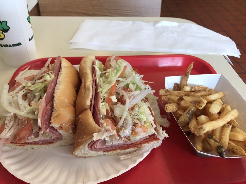 Jreck Subs: 32 E Church St, Adams, NY