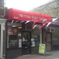 mix style hair salon closed 22 05 35th st reviews new york ny hair stylists yelp. Black Bedroom Furniture Sets. Home Design Ideas