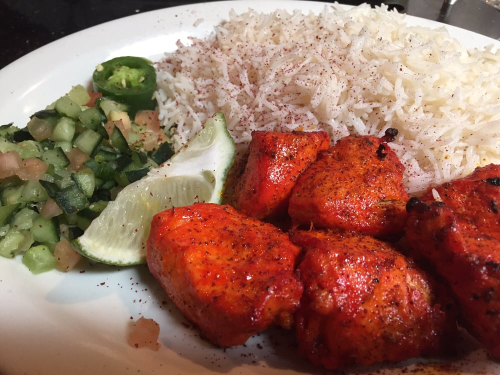 Chicken kabob yelp for Afghan cuisine fremont
