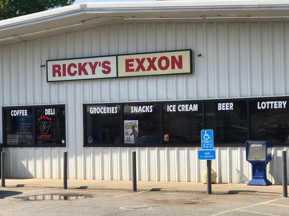 Ricky's Exxon: 719 Piney Pond Rd, Brodnax, VA