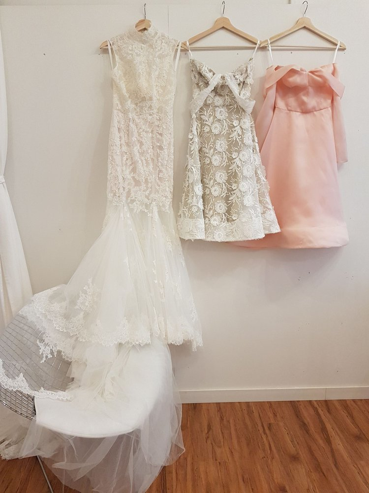 O M Design Studio Custom Design Wedding Dresses And Special