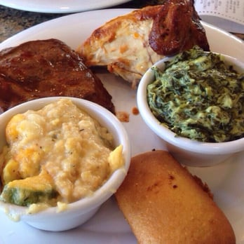 Boston market 13 photos 24 reviews comfort food for Side dishes for bbq ribs and chicken