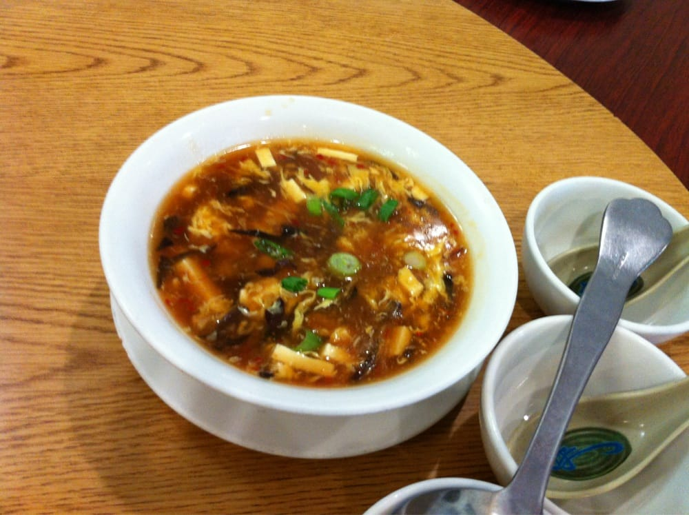 Hot Amp Sour Soup Yelp