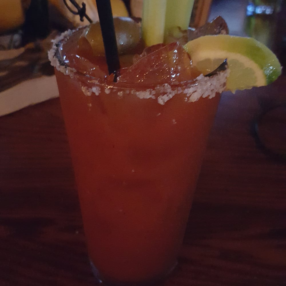 One Of The Best Bloody Marys Ever!!!
