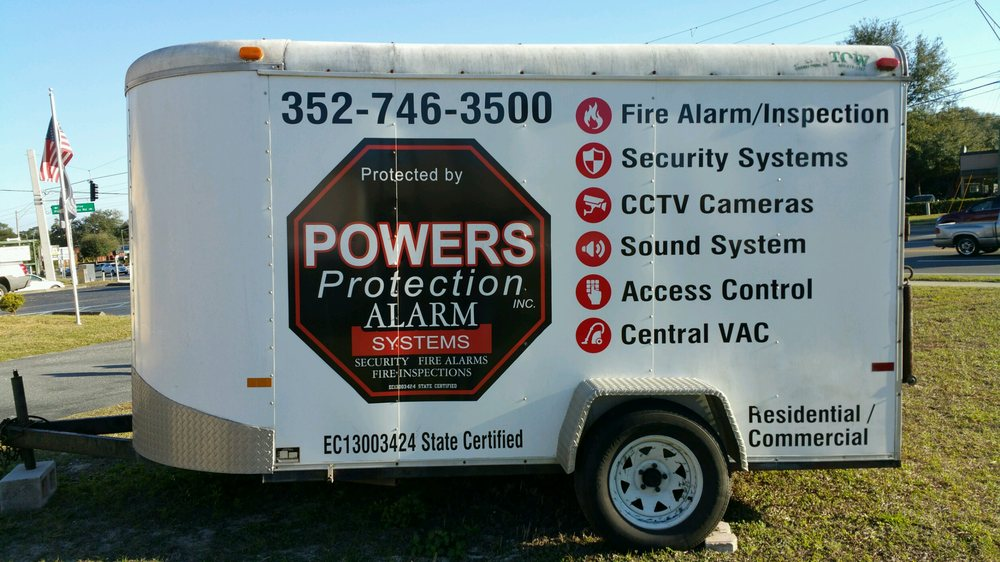 Powers Protection: 1840-A Hwy 44, Inverness, FL